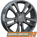 Литой диск для автомобилей nissan replay NS54 GM