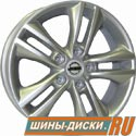Литой диск для автомобилей nissan replay NS54 S