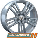 Литой диск для автомобилей nissan replay NS64 S