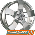 Литой диск для автомобилей nissan replay NS66 S