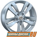 Литой диск для автомобилей nissan replay NS67 S