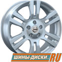 Литой диск для автомобилей nissan replay NS68 S