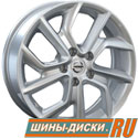 Литой диск для автомобилей nissan replay NS73 S