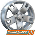 Литой диск для автомобилей nissan replay NS76 S