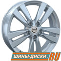 Литой диск для автомобилей nissan replay NS82 S