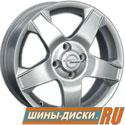 Литой диск для автомобилей opel replay OPL40 S