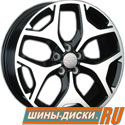 Литой диск для автомобилей subaru replay SB22 BKF
