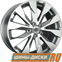 Литой диск для автомобилей subaru replay SB25 GMF