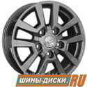 Литой диск для автомобилей toyota replay TY106 GM
