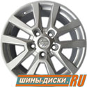 Литой диск для автомобилей toyota replay TY106 S