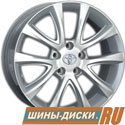 Литой диск для автомобилей toyota replay TY111 S