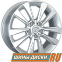 Литой диск для автомобилей toyota replay TY122 S