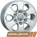 Литой диск для автомобилей toyota replay TY124 S