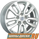 Литой диск для автомобилей toyota replay TY160 SF