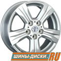 Литой диск для автомобилей toyota replay TY162 S