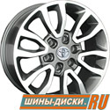 Литой диск для автомобилей toyota replay TY175 GMFP