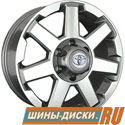 Литой диск для автомобилей toyota replay TY176 GMFP