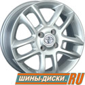Литой диск для автомобилей toyota replay TY181 S