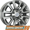 Литой диск для автомобилей toyota replay TY182 GM