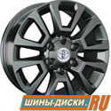 Литой диск для автомобилей toyota replay TY182 MB