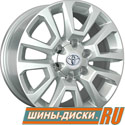 Литой диск для автомобилей toyota replay TY182 S