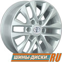 Литой диск для автомобилей toyota replay TY184 S