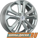 Литой диск для автомобилей toyota replay TY186 S