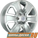 Литой диск для автомобилей toyota replay TY188 S