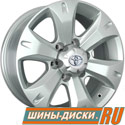 Литой диск для автомобилей toyota replay TY190 S