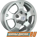 Литой диск для автомобилей toyota replay TY191 S