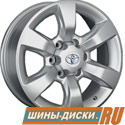 Литой диск для автомобилей toyota replay TY201 S
