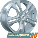 Литой диск для автомобилей toyota replay TY206 S