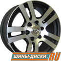 Литой диск для автомобилей toyota replay TY61 MBF