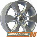 Литой диск для автомобилей toyota replay TY68 S