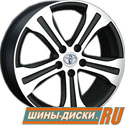 Литой диск для автомобилей toyota replay TY71 BKF