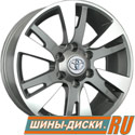 Литой диск для автомобилей toyota replay TY76 GMF