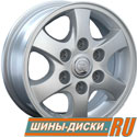 Литой диск для автомобилей toyota replay TY91 S