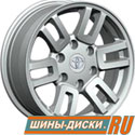 Литой диск для автомобилей toyota replay TY95 S