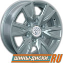 Литой диск для автомобилей toyota replay TY97 S