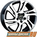 Литой диск для автомобилей volvo replay V21 GMF