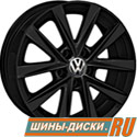 Литой диск для автомобилей vw replay VV116 MB