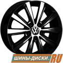 Литой диск для автомобилей vw replay VV117 MB