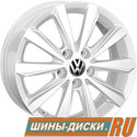Литой диск для автомобилей vw replay VV117 W