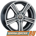 Литой диск для автомобилей vw replay VV120 GMF