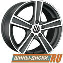 Литой диск для автомобилей vw replay VV120 MBF