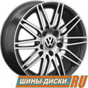 Литой диск для автомобилей vw replay VV128 GMF