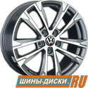 Литой диск для автомобилей vw replay VV137 GMF