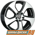 Литой диск для автомобилей vw replay VV150 BKF