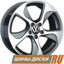 Литой диск для автомобилей vw replay VV150 GMF