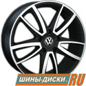Литой диск для автомобилей vw replay VV153 MBF